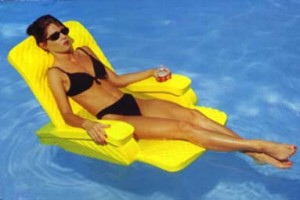 Super Soft Floating Pool Chair