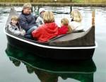Gondola Pedal Boat