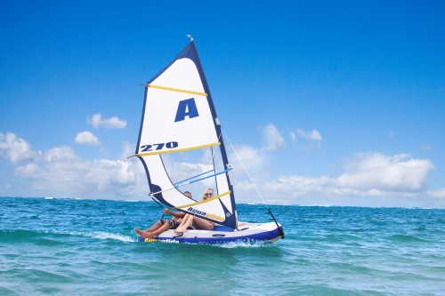 Multisport 270 Inflatable Sail Boat