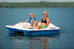 Sundolphin 3 Seater Pedal Boat