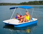 Sun Slider Pedal Boat