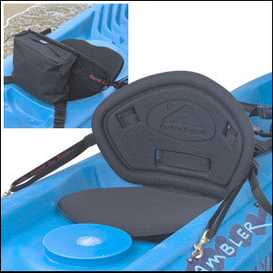 Sonic Kayak Back Band |