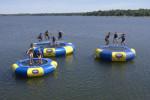 Aqua Jump Trampolines