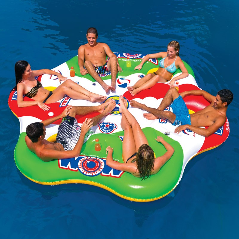 6 And 10 Person Tube A Rama Party Islands