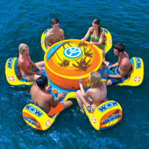Floating Party Table